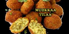 Falafel-annokset
