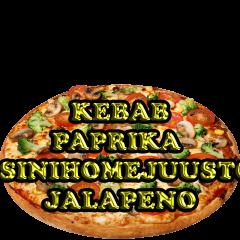 14.Hot Pizza